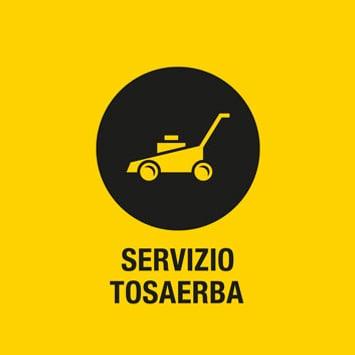 Servizio tosaerba