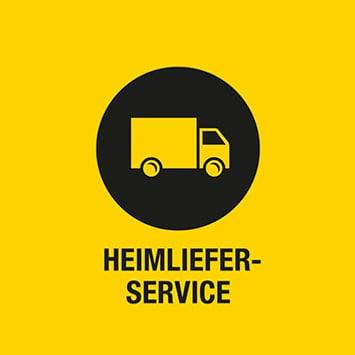 Heimliefer-Service