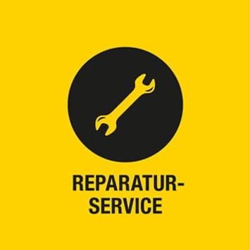 Reparatur- und Ersatzteil-Service