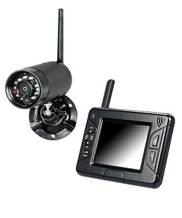 Pentatech Caméra de videosurveillance