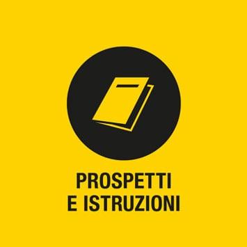 Prospetti & istruzioni