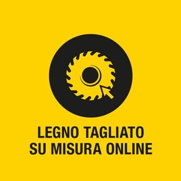 Legno tagliato su misura online