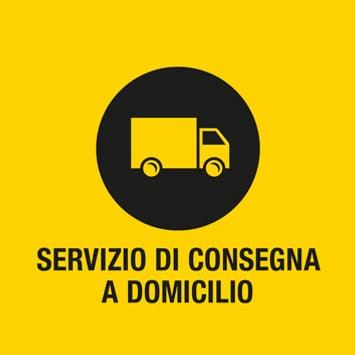 Servizio di consegna a domicilio