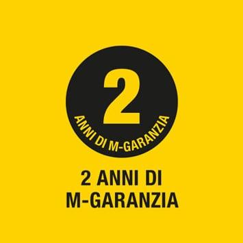 2 anni di M-Garanzia