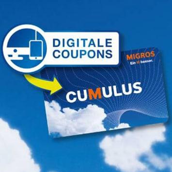 Bons et coupons numériques
