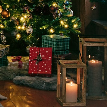 Weihnachten bei Interio