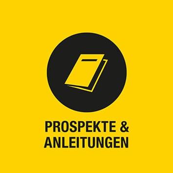Prospekte & Anleitungen