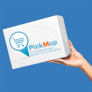PickMup Logo