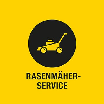 Rasenmäher-Service