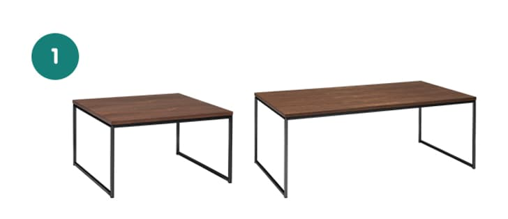 Tischplattengrösse