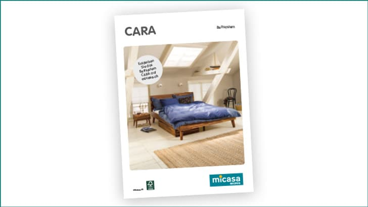 Das neue CARA Bettsystem