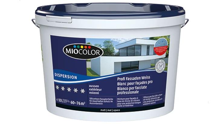 Miocolor Dispersions pour façades