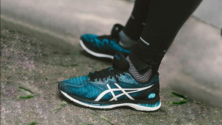 I tipi di scarpe da running