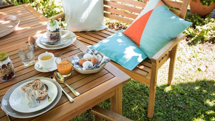 Comment entretenir les meubles de jardin   Do it + Garden MIGROS