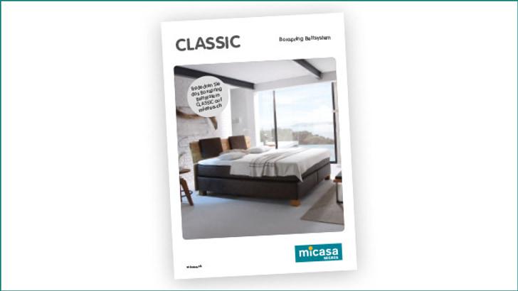 Das neue CLASSIC Bettsystem