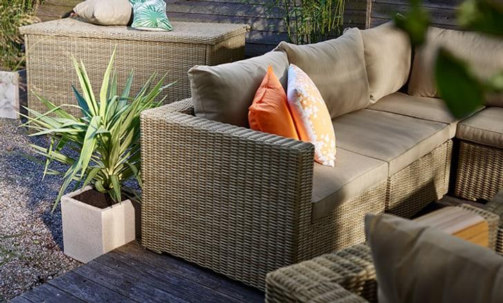 Comment entretenir les meubles de jardin | Do it + Garden MIGROS