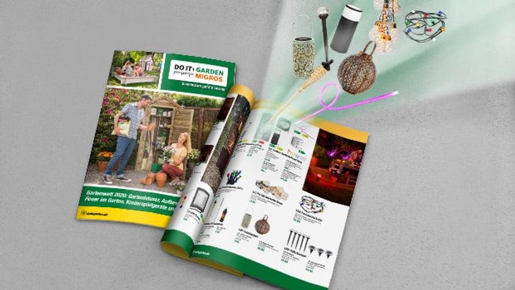 Do it + Garden brochure