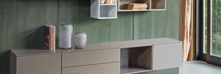 PUR Système de meubles modulaires