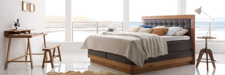 Il letto Boxspring