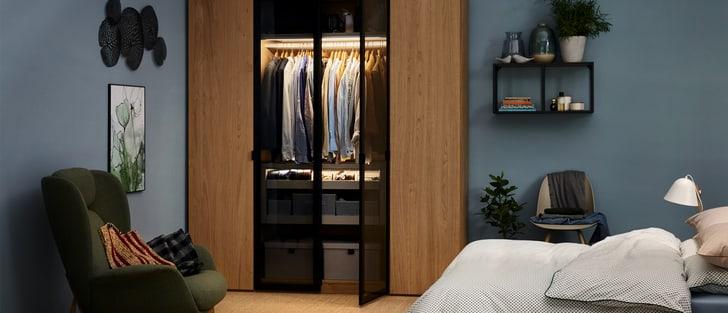 Un sistema di mobili modulare