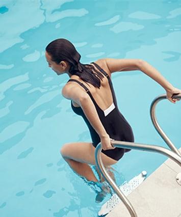 Tenues de baignade pour femme