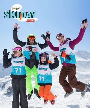 Ski Day Famigros