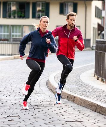 Vêtements de course à pied