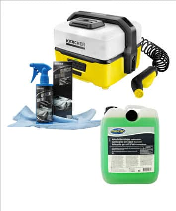 Kärcher Outdoor Cleaner & Reinigungsmittel fürs Auto