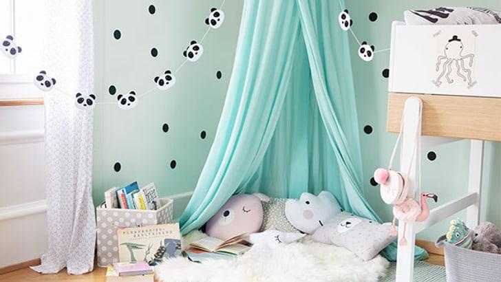 Idées  chambre  d'enfant