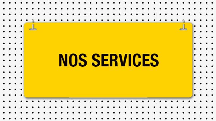 Nos services | Do it + Garden MIGROS