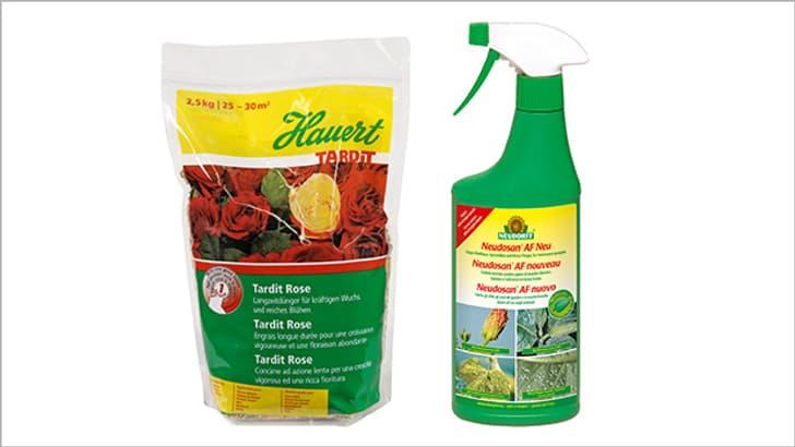 Produits pour l'entretien des plantes