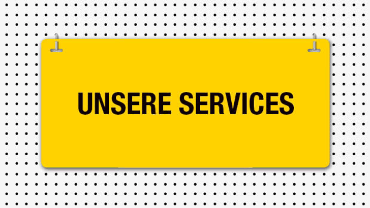 Unsere Services | Do it + Garden MIGROS