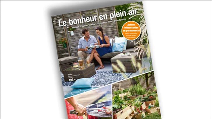 Prospectus meubles de jardin Do it + Garden MIGROS