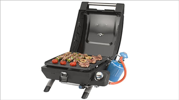 Camping barbecue