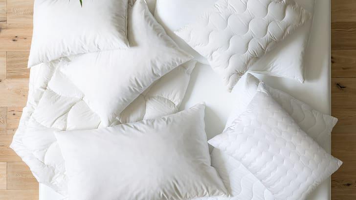 Piumini e cuscini