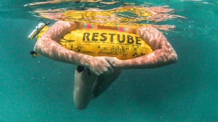 En toute sécurité dans l'eau