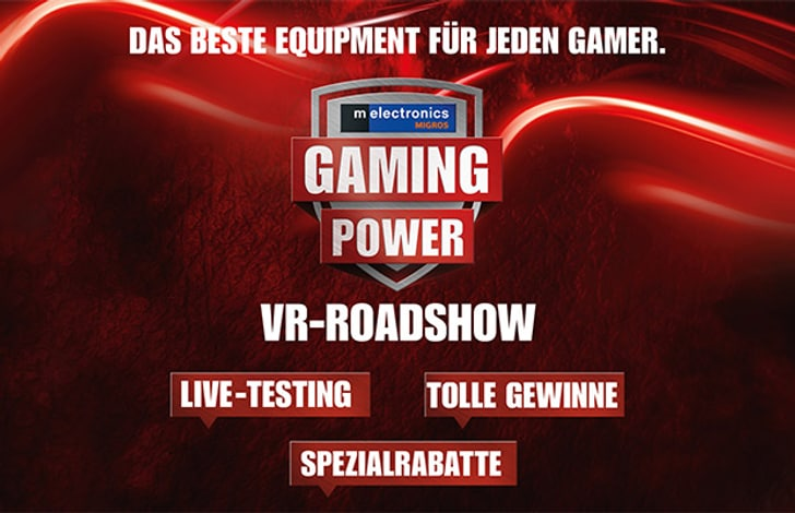 VR-Roadshow