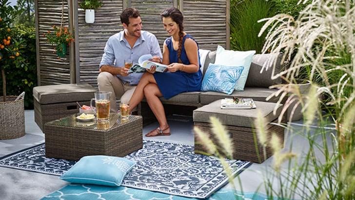 Meubles de jardin et lounge