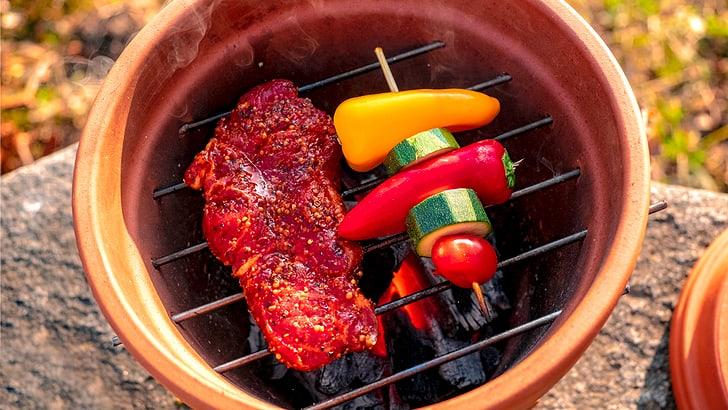 Blog: BBQ con vaso-grill