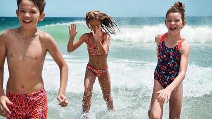 Tenues de baignade pour enfant