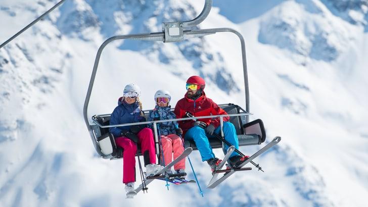 Noleggio di sci e snowboard