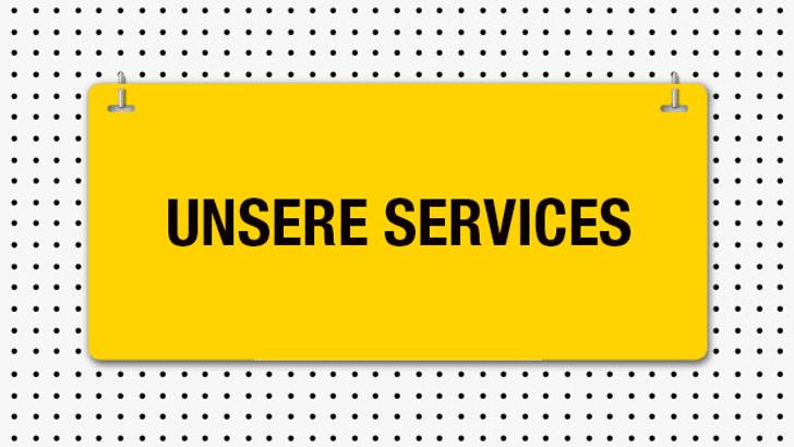 Unserer Services   Do it + Garden MIGROS