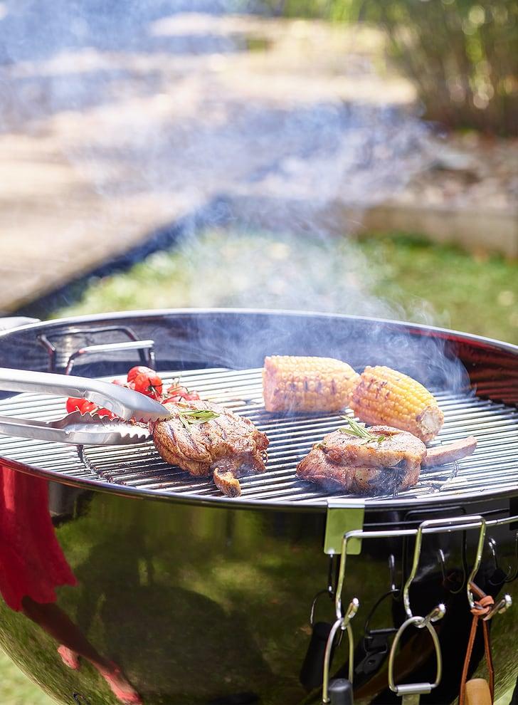 Une braise parfaite, un délicieux fumet de viande grillée