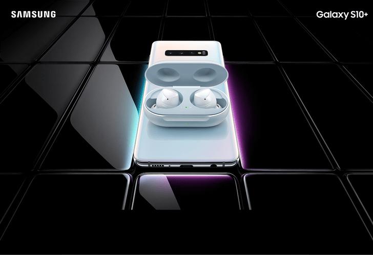 Pré-commande Samsung Galaxy S10 | S10+ maintenant