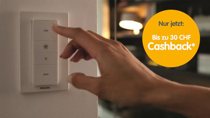Philips HUE Cashback
