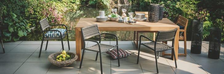 Meubles de jardin à commander tranquillement en ligne - Interio.ch
