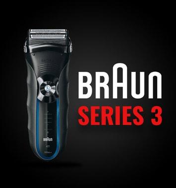 Braun Scherkopf Serie 3