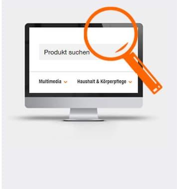 Produkt suchen
