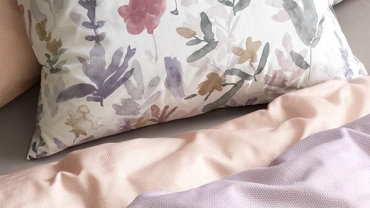 Wohnidee: Bettwäsche-Kombis für den Frühling