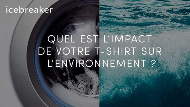 Quel est l'impact de votre t-shirt ?
